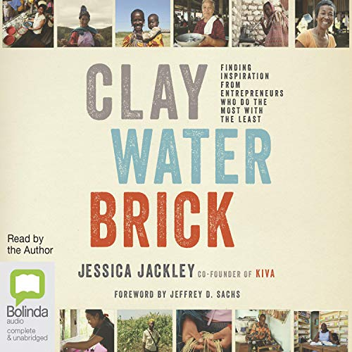 Clay, Water, Brick Titelbild