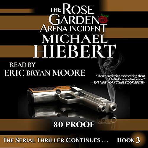 80 Proof audiobook cover art