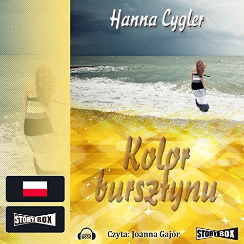 Kolor bursztynu audiobook cover art