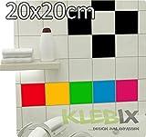 20x 20cm adesivo piastrelle piastrelle decorazione decorazione mattonelle adesivi cucina bagno