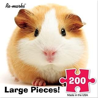 Re-Marks 200 Piece Guinea Pig Puzzle