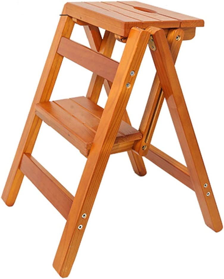 MAOYU Step Stool Wooden Ladder Spasm price Folda Multifunction Steps Ranking TOP17 2