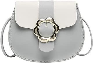 RONSHIN Woman Fashion Singel Shoulder Belt Cross-Body Bag
