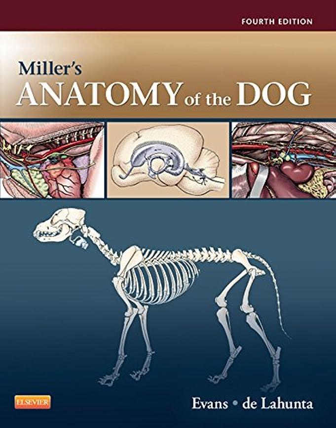 懲戒残高賞Miller's Anatomy of the Dog - E-Book (English Edition)