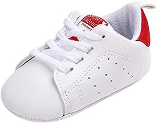 Primeros Pasos Zapatos para bebé LukyTimo Niños Zapatillas Primeros Pasos Antideslizantes para Bebés Suela Antideslizante ...