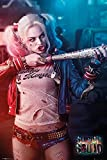 1art1 Suicide Squad - Harley Quinn, Lucky You Poster 91 x