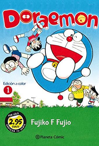 MM Doraemon nº 01 2,95 (Manga Manía)