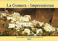 La Gomera - Impressionen (Wandkalender 2022 DIN A3 quer): Kleine Einblicke in die Schoenheit der kanarischen Insel (Monatskalender, 14 Seiten )