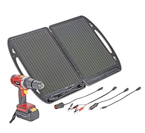 Thunderbolt Magnum 13 Watt Briefcase Solar Charger