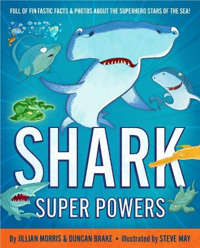 Shark Super Powers