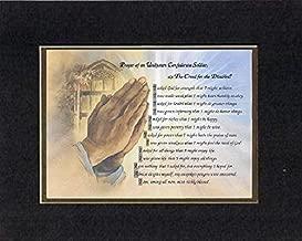 Best soldiers prayer poem Reviews