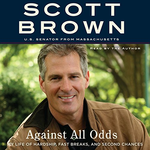 Against All Odds audiobook cover art