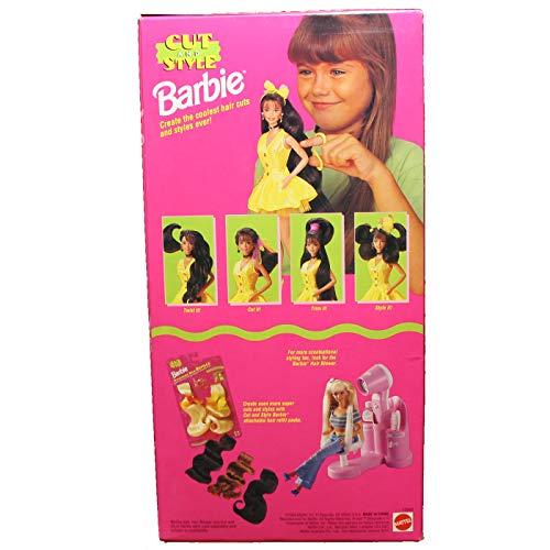1994 Corte y Estilo Barbie-Morena