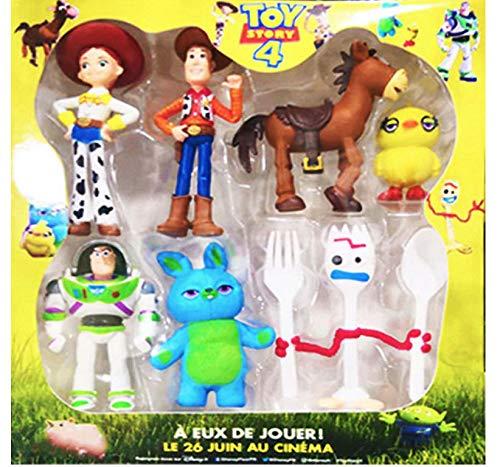 Toy Story - T5075 - Figurine - Figurines Mini 3 - Modèle aléatoire