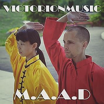 M.a.a.D (Martial Arts and Dance)