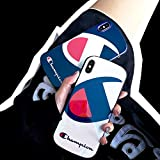 YOUONEO iPhone Xs Max Case, Luxury Street Fashion Creative Soft TPU Skin Slim Fit Protection Elliptical Cover for iPhone Xs Max (Blue)