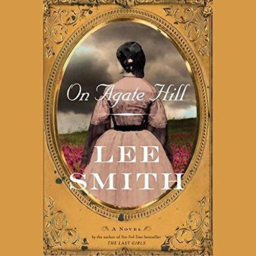 On Agate Hill cover art