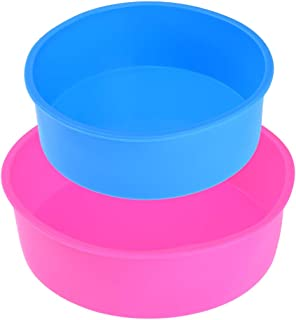 Best large silicone cake molds Reviews