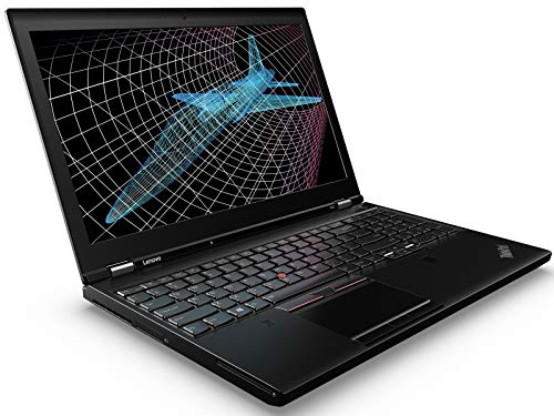 Lenovo ThinkPad P50 i7 (6.Gen) - 15 Zoll 4K IPS, 16GB RAM, 250GB M.2 + 2TB HDD, Kamera, Win 10 Pro - Mobile Workstation (Generalüberholt)