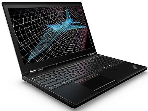Lenovo ThinkPad I P50 i7 (6.Gen) - 15 Zoll 4K IPS, 16GB RAM, 500GB M.2 + 500GB HDD, Kamera, Win 10 Pro - Mobile Workstation (Generalüberholt)