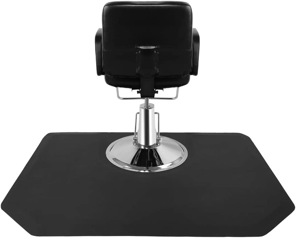 OmySalon 4'x5' - Inventory cleanup selling sale 1 2'' Thick Fatigue for Anti latest Hairstyl Mat Salon