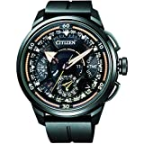 [シチズン] 腕時計 SATELLITE WAVE GPS F990 サテライトウェブ エコ・ドライブGPS衛星電波時計 ダブルダイレクトフライト 100周年記念限定モデル CC7005-16G メンズ