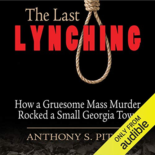The Last Lynching cover art