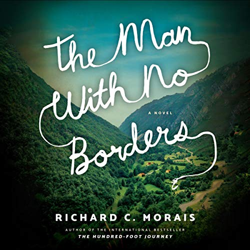 The Man with No Borders audiobook cover art