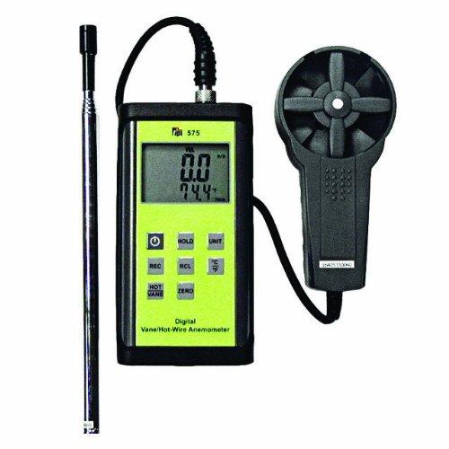 TPI 575C1 Anemometer Hot Wire Temperature