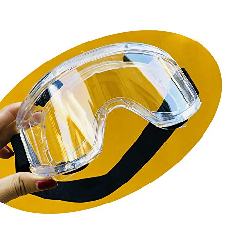 QfireQ Gafas Seguridad Hombre Mujer Antiniebla Gafas