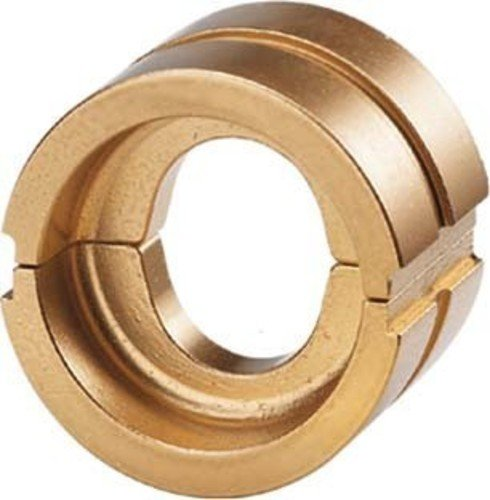 Klauke Presseinsatz H2270 K22 Einsatz für Presswerkzeug Kabelschuhe/Verbinder, Aderendhülsen, Schirmanschluss 4012078454773