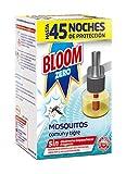 Recambio Zero Bloom Electrico Líquido para moscas y mosquito común y tigre