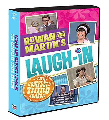 Rowan and Martin's Laugh-In: The Complete Third Season (7DVD)