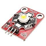 MYAMIA 5Pcs 3W Led Ad Alta Potenza Modulo Per Arduino...