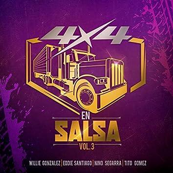 4x4 en Salsa, Vol. 3