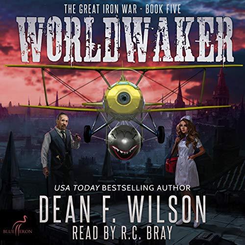 Worldwaker Audiobook By Dean F. Wilson cover art