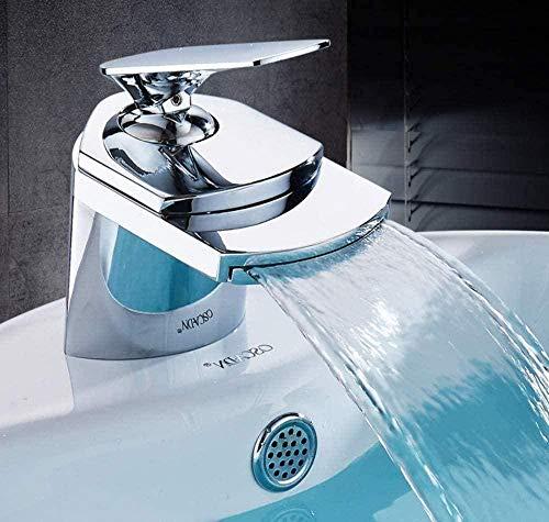 Grifo Grifos De Cocina Bidet Space Cobre Bañera Fría Y Caliente Grifo De Lavabo De Baño De Un Orificio