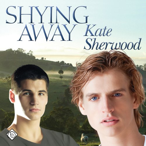 Shying Away copertina