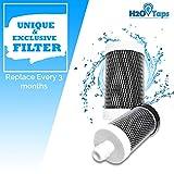 H2O Taps - Filtre á Eau sur Robinet (Cartouches Pack 2)