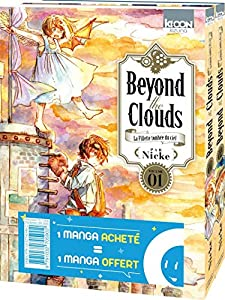 Beyond the Clouds Pack offre découverte Tomes 1 & 2