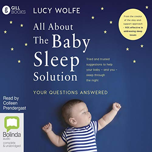 All About the Baby Sleep Solution cover art