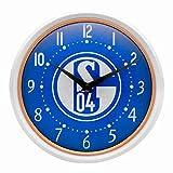 FC Schalke 04 Wanduhr