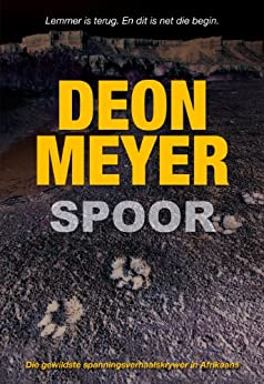 Spoor (Afrikaans Edition) by [Deon Meyer]