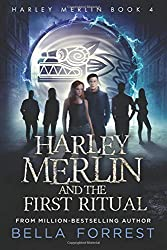 Cover of Harley Merlin and the First Ritual