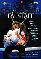 ヴェルディ:3幕の歌劇(コンメーディア・リリカ)「ファルスタッフ」[DVD]