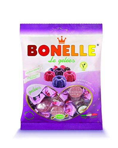 FIDA Fruchtgelee DE10175 Bonelle Fruchtgelee Waldfrucht Mix 160 g,