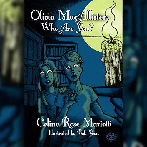 Olivia MacAllister, Who Are You?  By  cover art