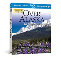 Soaring Visions: Over Alaska [Blu-ray] [Import]