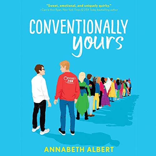 Conventionally Yours cover art