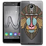 Wiko Robby Ultra-Thin Case Summer Babouin